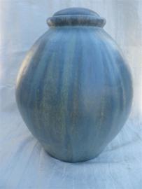 Duo urn blauw tinten. DU 5