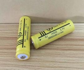 Niewe Oplaadbare 14500 batterijen