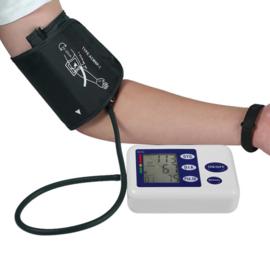 Nieuwe digitale Bloeddrukmeter tevens Hartslagmeter