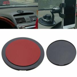 Dashboard schijf voor het plaatsen van de zuignap van uw GPS Navigatie
