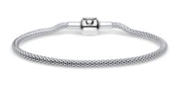 Armband zilver 19 cm