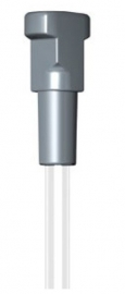 Newly Schilderij Ophangsysteem Perlon Twister 100cm