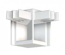 Newly Schilderij Ophangsysteem R20 hoekverbinder wit