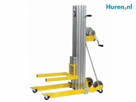 Kanaallift-montagelift (Handbediend)