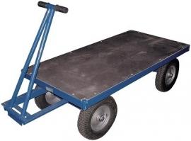 Handtrekwagen / magazijnwagen