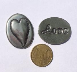 Trooststeentje Hart (7702)