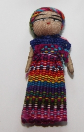 Worry Doll (zorgenpoppetje) (7707)