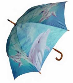 Paraplu Dolfijn 2