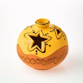 Sierpot Terracotta Geel