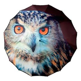 Paraplu Uil Groot