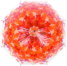 Paraplu Doorzichtig Boom Herfst