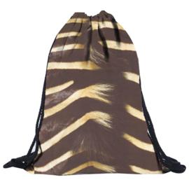Rugzak, Gymtas Zebra