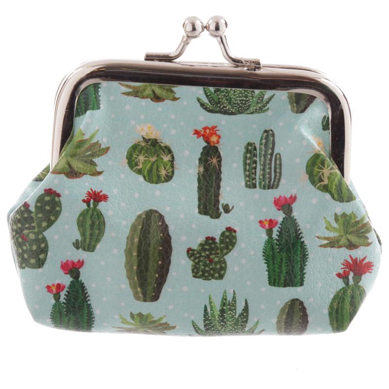Portemonnee Cactus