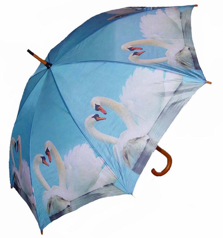 Paraplu Zwaan