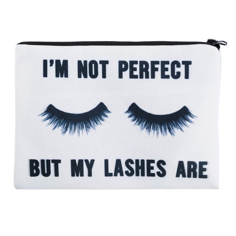 Make-up tas I'm Not Perfect...