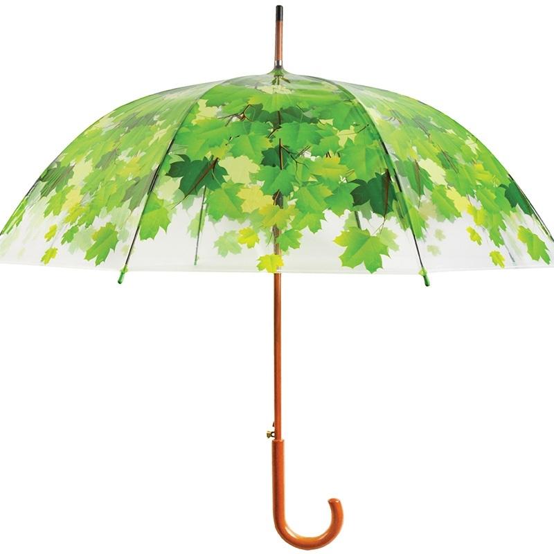 Paraplu Doorzichtig Boom