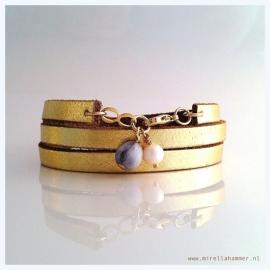wrap bracelet triple