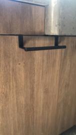 Metalen handdoekhaak