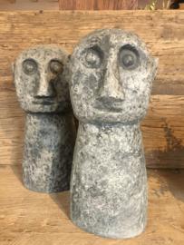Leuk stenen beeldje BOB