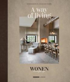 Boek 'A Way of Living' van Wonen Landelijke Stijl