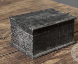 Stoer kistje zwart / black
