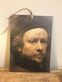 Decobordje Rembrandt