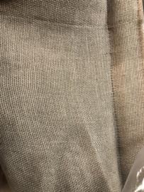 2 vouwgordijnen linnen
