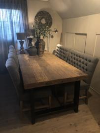Landelijke eetkamerbank Jack van Olav Home