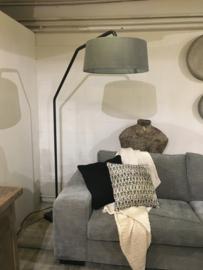 Prachtige vloerlamp Huges met kap van Frezoli / Tierlantijn