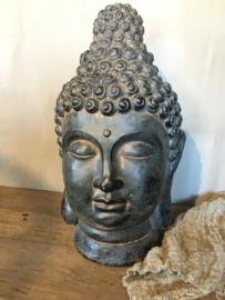 Stoer Boeddha hoofd