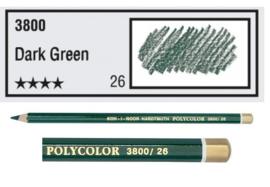 KIN-Polycolor nr.26   Dark Green