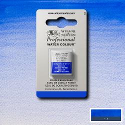 W&N Pro Water Colour ½ nap Cobalt Bleu Deep S.4