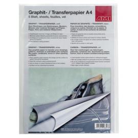 AMI Transfer papier A4 WIT