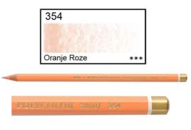 KIN-Polycolor nr.354 Oranje  Roze