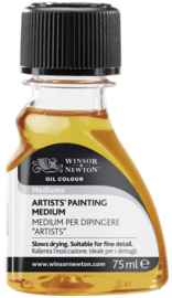 Winsor & Newton schildersmedium 75 ml