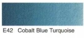 E42- Cobalt bleu turquoise