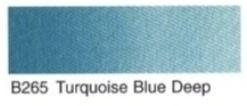 B265- Turquoise bleu deep