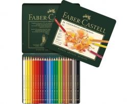 Faber Castell Kleurpotloden 24
