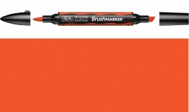 W&N Brushmarker 0177-Birght orange