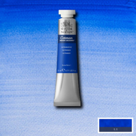 Cotman Ultramarine tube 21 ml