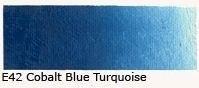 E-42 Cobalt blue turquoise 40ml