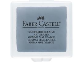 Faber Castell Kneedgum grijs in doosje