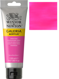 no.448 - Galeria Acrylic Opera rose 120 ml tube