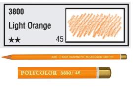KIN-Polycolor nr.45   Light Orange