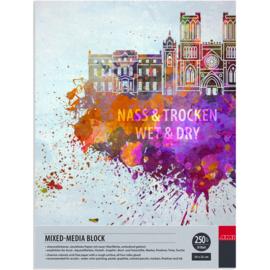 Mixed Media Blok 18 x 24 cm