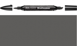W&N Brushmarker CG-5-Cool grey 5