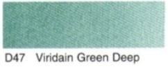 D47- Viridain green deep
