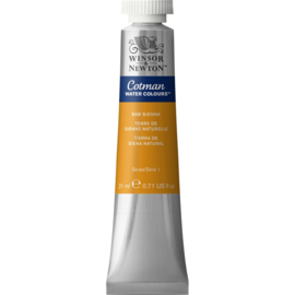 Cotman Raw sienna 21 ml tube