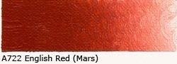 A-722 English Red (Mars) Acrylverf 60 ml