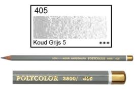 KIN-Polycolor nr.405 koud grijs 5
